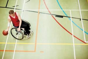 Angles on Basketball Court