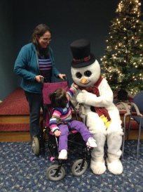 Winter Wonderland Festival at Shriners Hospital for Children
